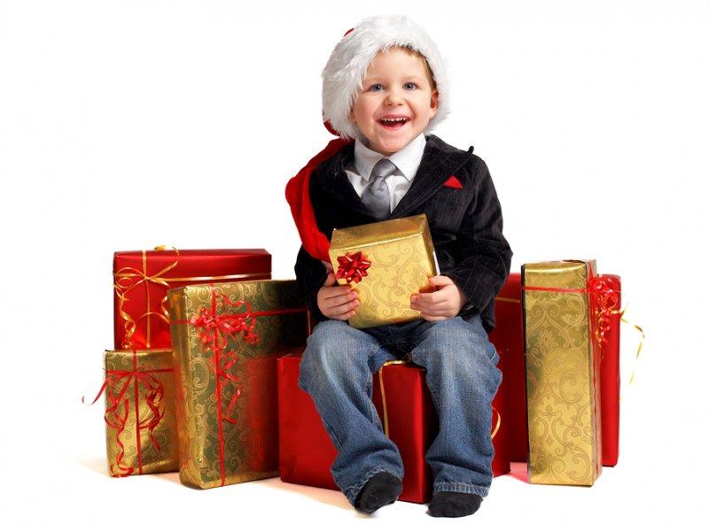 Vianoce, čas darčekov a detskej radosti