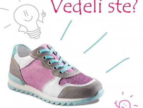 Na kvalite detskej obuvi záleží