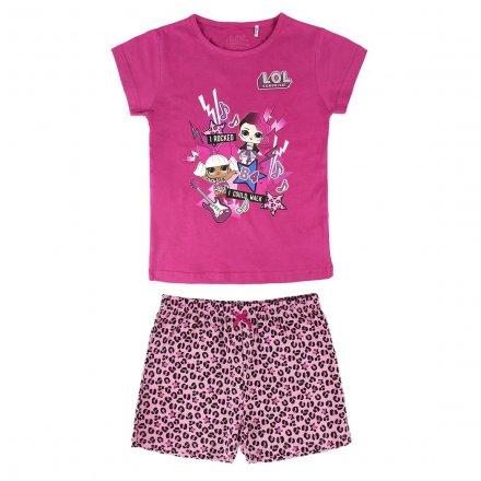 Dievčenské dvojdielne pyžamo