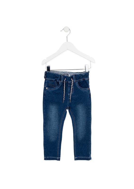 Chlapčenské nohavice z rifloviny
