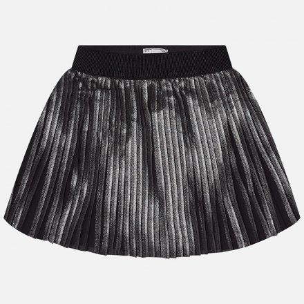 Elegantná plisovaná sukňa s elastickým pásom