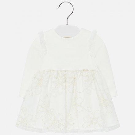 Dievčenské príležitostné šaty