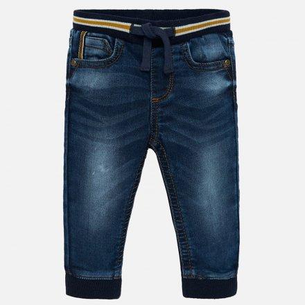 Chlapčenské riflové nohavice JOGGER