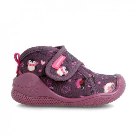 Dievčenské papučky
