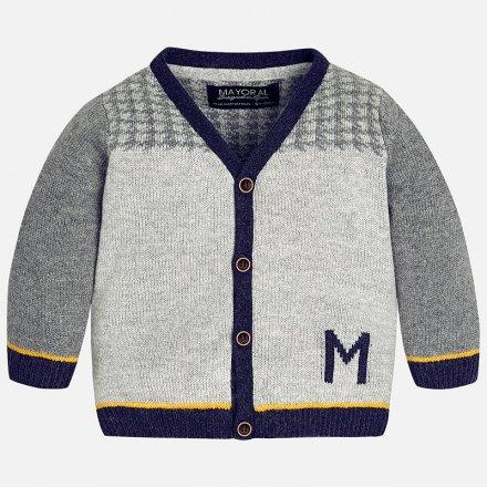 Chlapčenský  pletený sveter