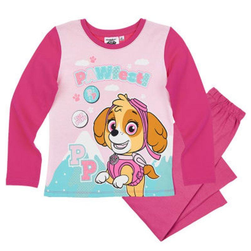 057484205a20 Dievčenské pyžamo Paw Patrol Disney 619114-PAW 409