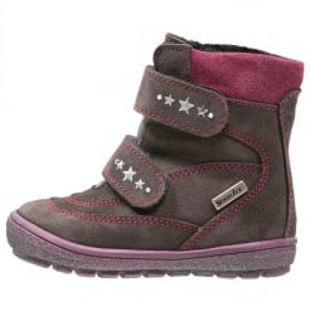 Dievčenská kožená obuv