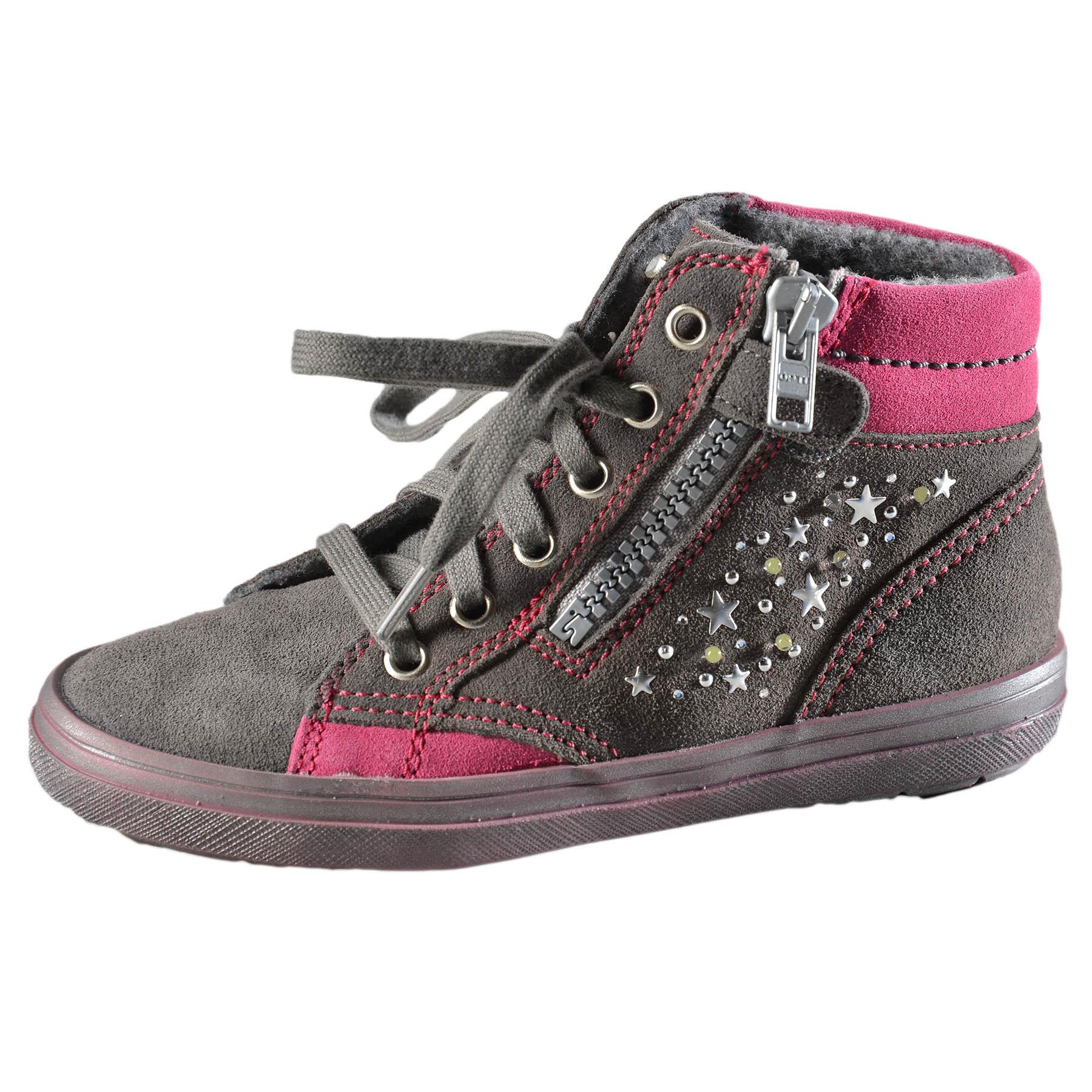 bb5da4f36ef1 Dievčenské blikajúce topánky Richter - 4449-6611