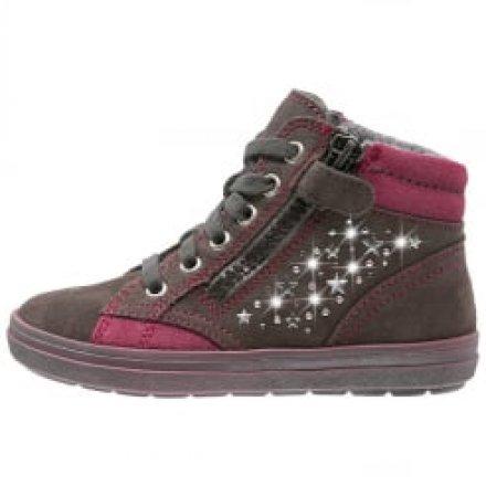 Dievčenské blikajúce topánky