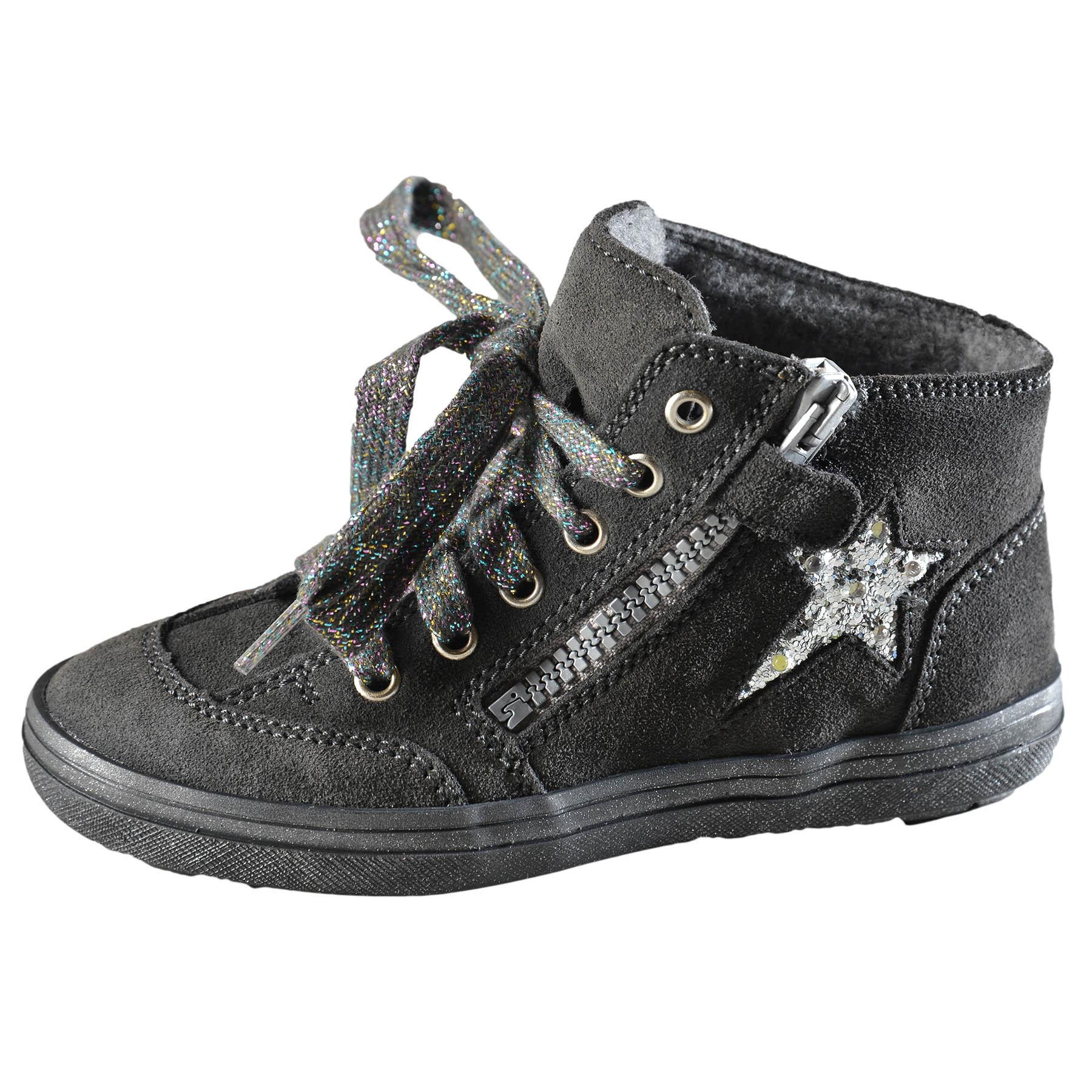 59d9b335ea42 Dievčenské blikajúce topánky Richter - 4441-6501