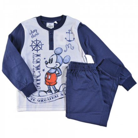 Chlapčenské pyžamo Mickey Mouse