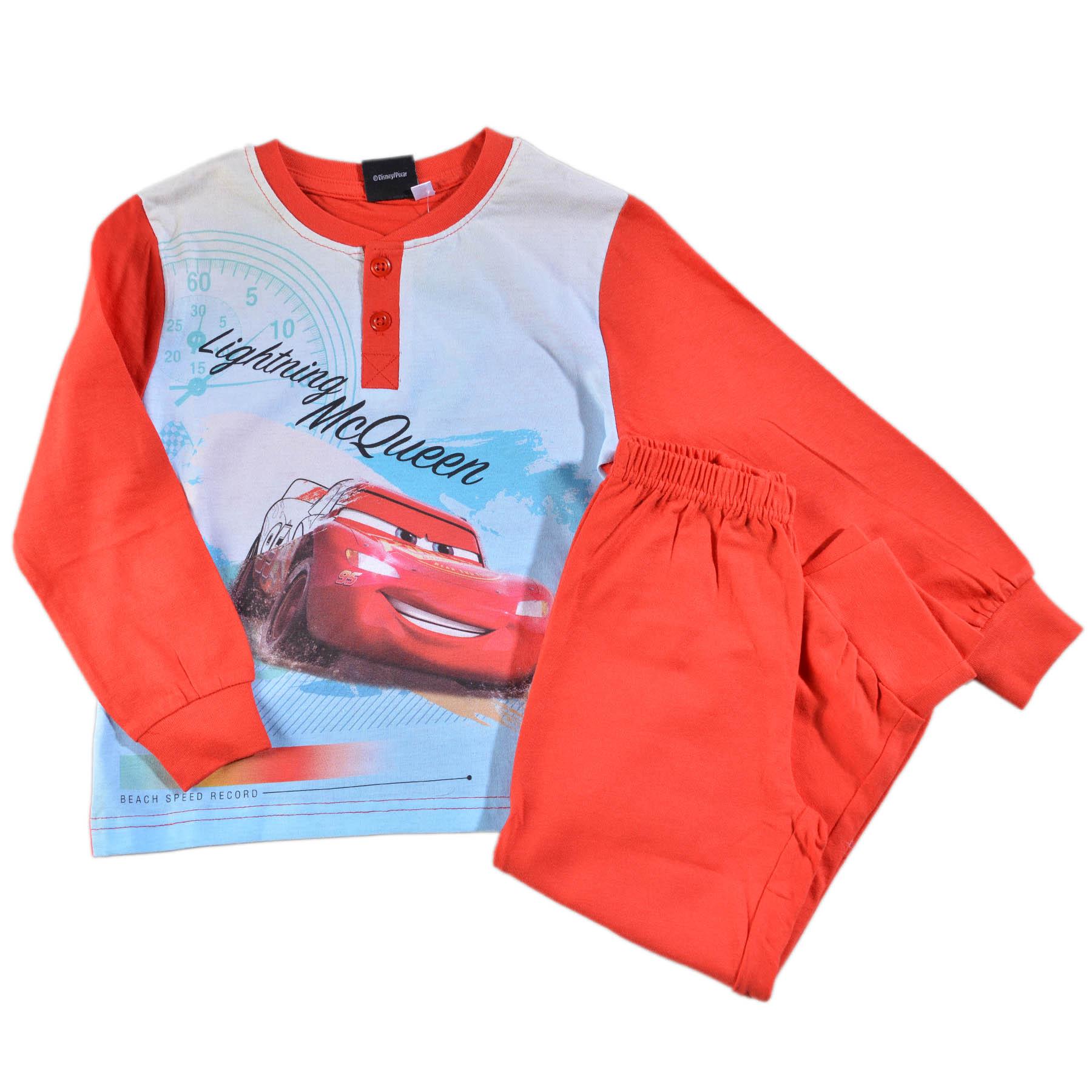 Chlapčenské pyžamo CARS