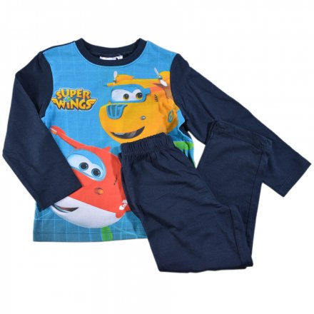 Chlapčenské pyžamo Super Wings