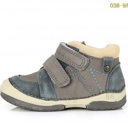 Chlapčenská kožená obuv