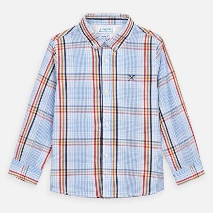 Chlapčenská košeľa s dlhým rukávom