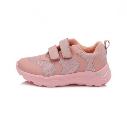 Dievčenské ultra ľahké športové topánky-Baby Pink