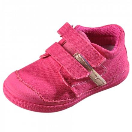 Dievčenská platená obuv-Dark Pink