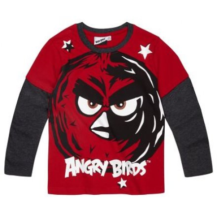 Chlapčenské tričko Angry birds