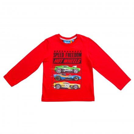Chlapčenské tričko Hot wheels