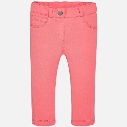 Dievčenské nohavice s nastaviteľným pásom