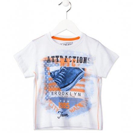 Chlapčenské tričko s krátkym rukávom