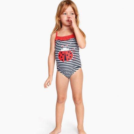 Dievčenské jednodielne plavky