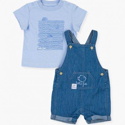 Novorodenecká letná súprava pre chlapcov