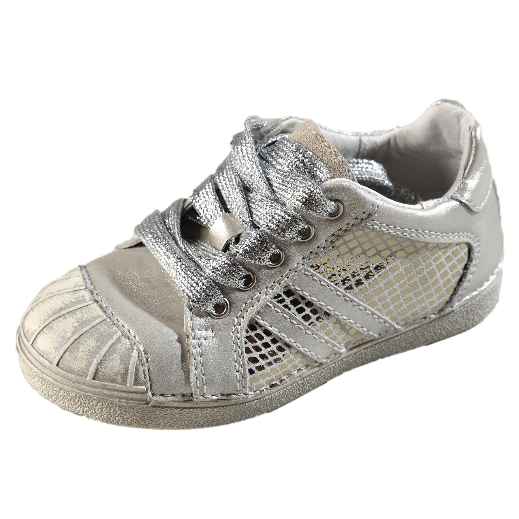 6456eabf8d Dievčenská kožená prechodná obuv-White DDstep - 043-510AL ...