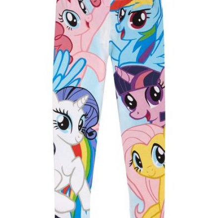 Dievčenské legíny My little pony