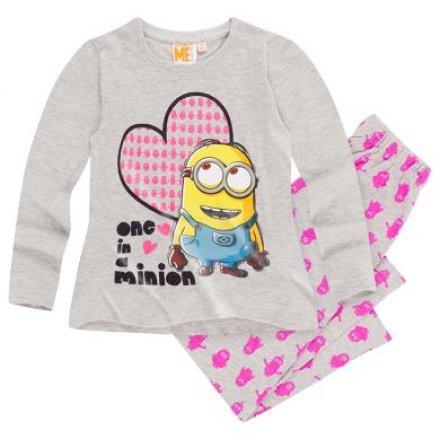 Dievčenské pyžamo Minions