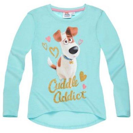 Dievčenské tričko Pets