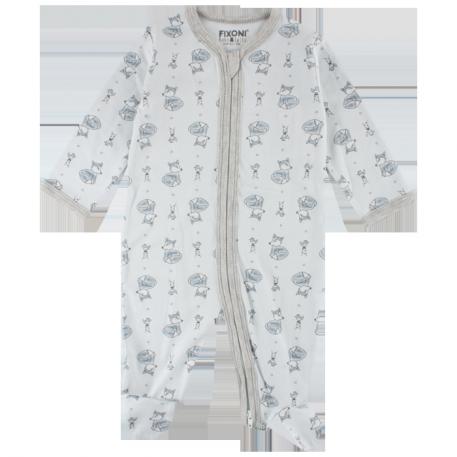 Pyžamový overal