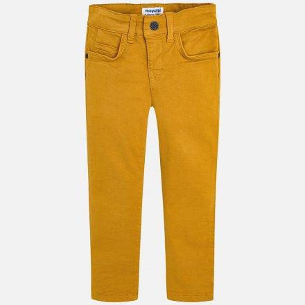 Chlapčenské Slim Fit nohavice s nastaviteľným pásom