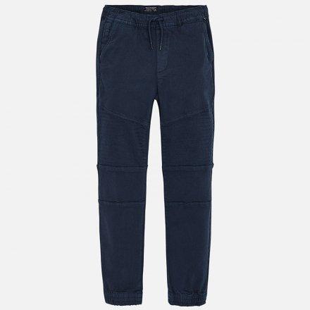 Chlapčenské bavlnené nohavice