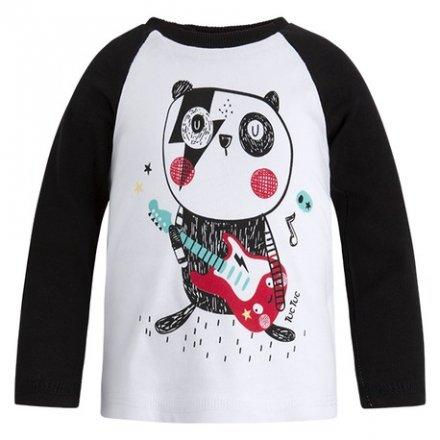 5c54a1a21559 Chlapčenské tričko s dlhým rukávom a s potlačou TUCTUC 39293-UNICO