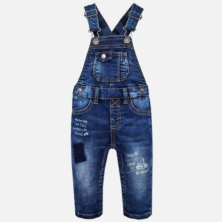 Chlapčenské džínsy  na traky