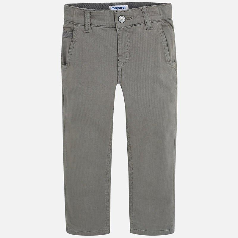 f54f9893f752 Chlapčenské podšité nohavice s nastaviteľným pásom Mayoral - 04524-062