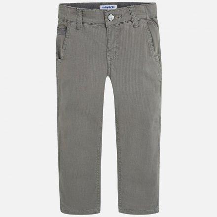 Chlapčenské podšité nohavice s nastaviteľným pásom