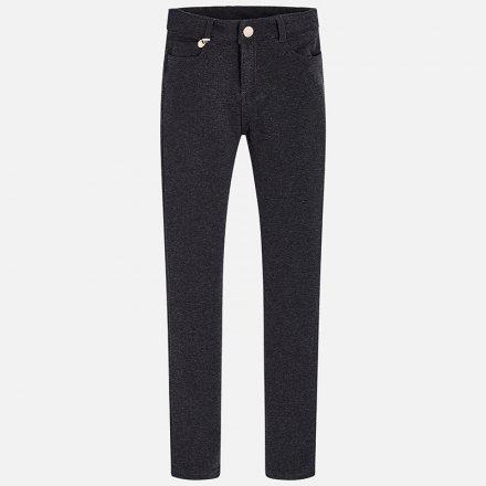 Dievčenské nohavice s nastaviteľným pásom-SLimFit