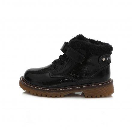 Dievčenská zimná obuv- Stitch Walk