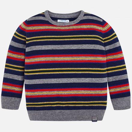 Chlapčenský pletený  pulóver