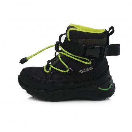 Chlapčenská zimná obuv AQUA-TEX