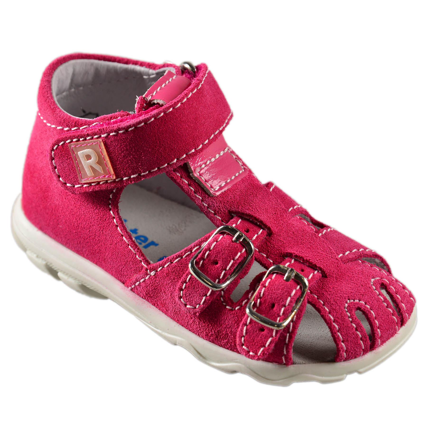 2ade1ba09dce Dievčenské sandálky Richter - 2102-142-3500