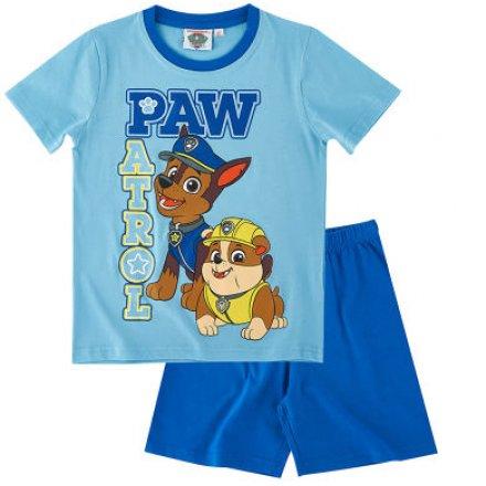 Chlapčenské letné pyžamo