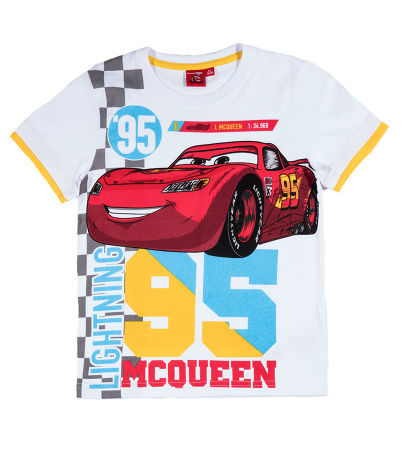 d9ae6d1007be Chlapčenské tričko Cars Disney - 790561-CARS-288