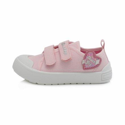 Dievčenské plátenky-Baby Pink