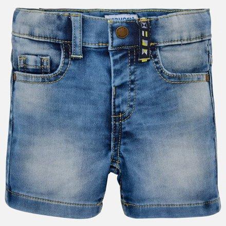 Chlapčenské šortky s nastaviteľným pásom