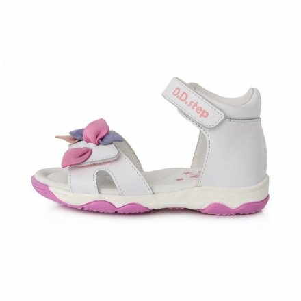 Dievčenské sandálky-White