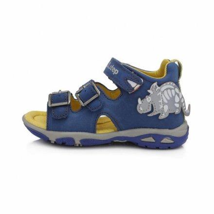 Chlapčenské sandálky-bermuda Blue