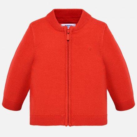 Chlapčenský sveter na zips